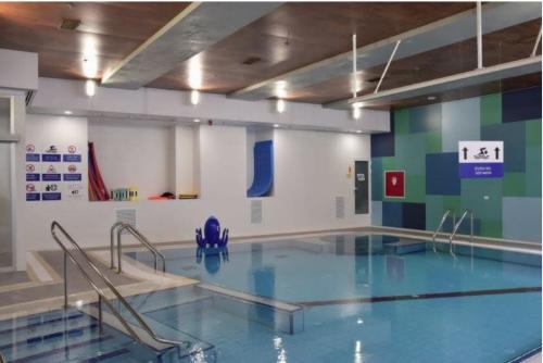 La nouvelle piscine d'hydrothérapie d'ALEH à Jérusalem (avec la permission d'ALEH)