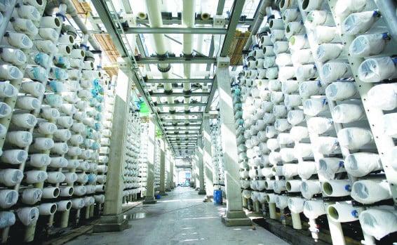 Israël: le gouvernement invité à approuver la construction d'usines de dessalement supplémentaires