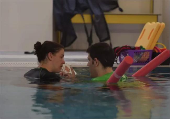 Israël: Jérusalem accueille sa première piscine d'hydrothérapie avancée