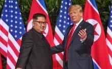 Nucléaire: Donald Trump et Kim Jong One ont signé un document important