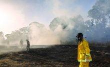 Israël: plus de 30 incendies ce week-end, Otef Aza Gaza est en flammes