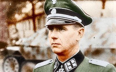 L'estonie rend hommage à un officier nazi SS