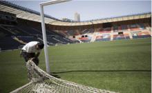 Israël: des terroristes ontmenacé les footballeurs argentins et leurs familles