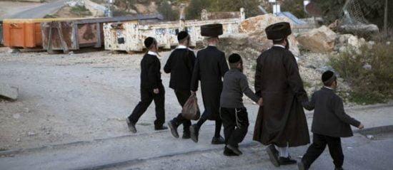 Autrefois, les jeunes de familles religieuse qui s'éloignaient de la tradition étais bannis