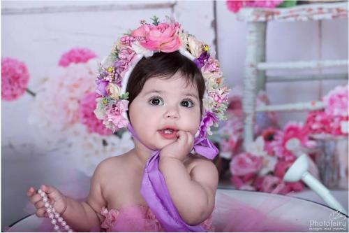 Yasmin, le bébé d'un an qui a été étouffé à mort avec une couverture