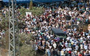 Reuven Schmerling a été enterré dans sa ville natale à Elkana, en Cisjordanie.