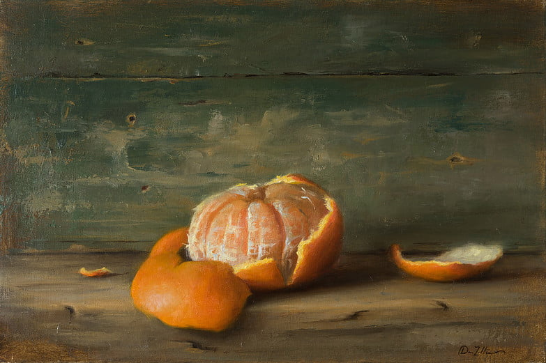 Dana Zaltzman artiste peintre juive et israélienne