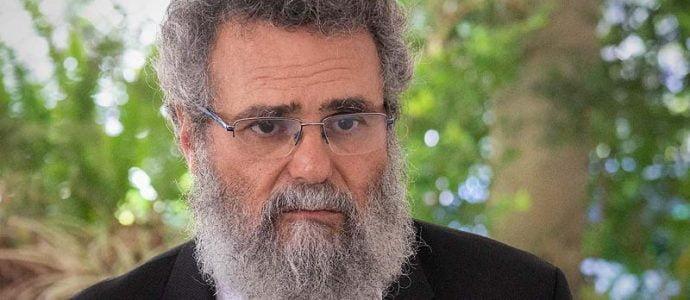 Le rabbin Dubi Haiyun a été arrêté pour avoir célébré des mariages illégaux.