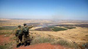 Les forces israéliennes tireront sur les militaires syriens s'ils pénètreraient dans la zone tampon du Golan, créée dans le cadre d'un armistice contrôlé par l'ONU en 1974.
