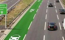 Electreon-les voitures électriques à induction