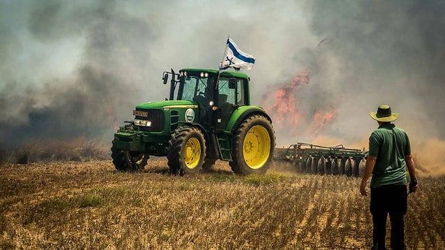 Israël : en images, les dommages causés par le terrorisme de Gaza