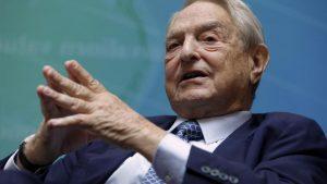 George Soros est un homme d'affaire juif. Sa fortune est estimée à plus de 20 milliard d'euros.