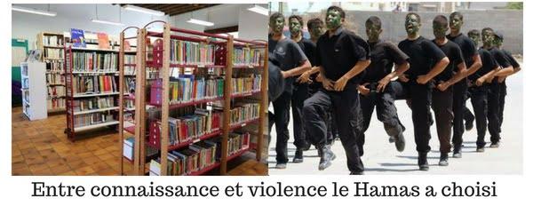 Entre connaissance et violence, le Hamas a choisi