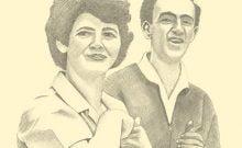 JP et Paulette, un couple engagé - Évelyne Pérahia
