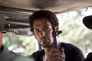 """Tomer Sisley, dans la peau d'un agent du Shin Bet dans """"Massiah""""."""