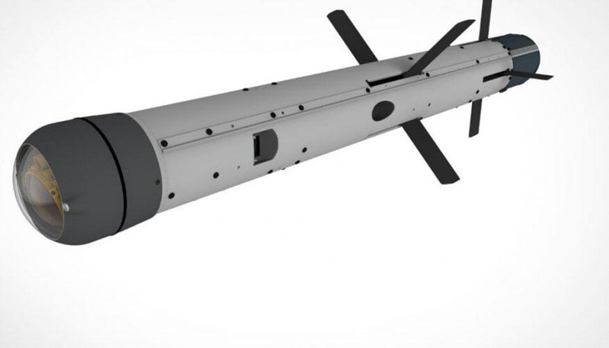Le missile, dernière invention israélienne, peut percer 20 cm de béton armé.