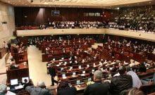 La loi Israël État-nation du peuple juif approuvée par la Knesset 62 voix contre 55