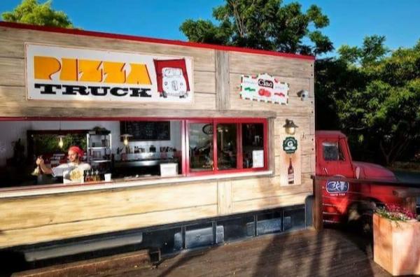 Israël: un camion transformé en pizzeria en haute Galilée