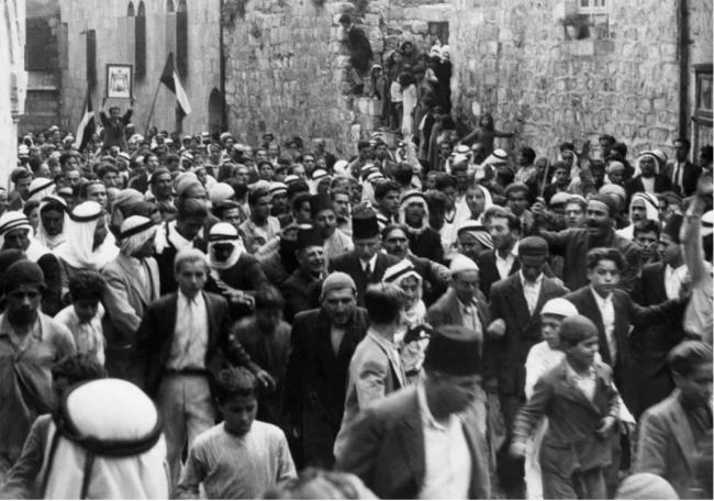 Les Palestiniens fustigent un documentaire saoudien sur la création d'Israël