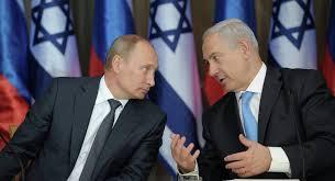 Netanyahu demande à Poutine de faire partir les iraniens de Syrie.