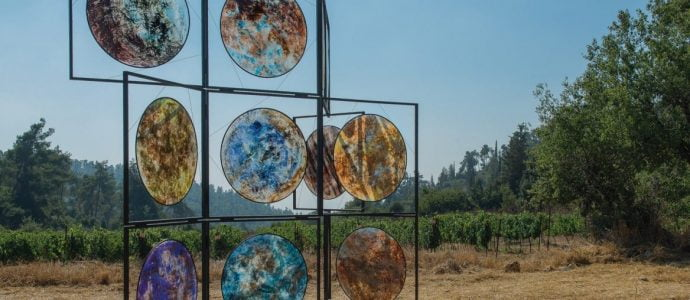 Une exposition sur les douze tribus d'Israël relie la terre, l'histoire et l'avenir