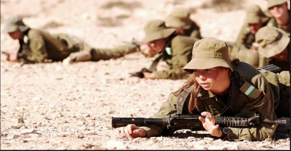 Des guerrières (Photo: Unité du porte-parole de la FID)