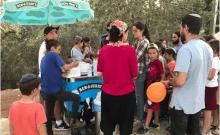 Ben & Jerry's célèbre ses 40 ans en Israël en offrant des glaces gratuites