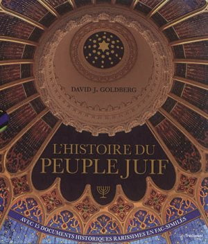 l'histoire du peuple juif de David J. Goldberg