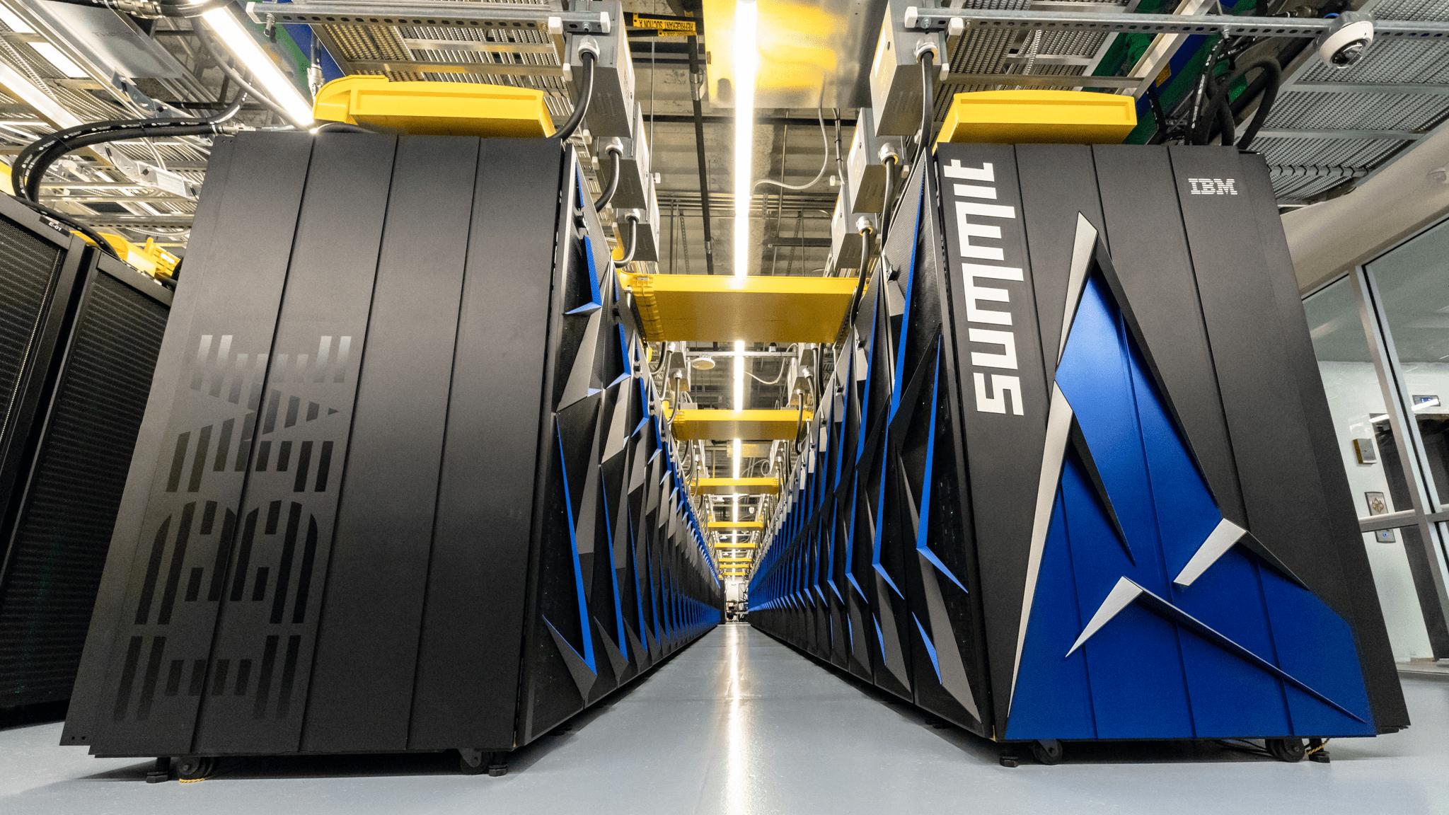 L'ordinateur le plus puissant au monde made in USA SUMMIT