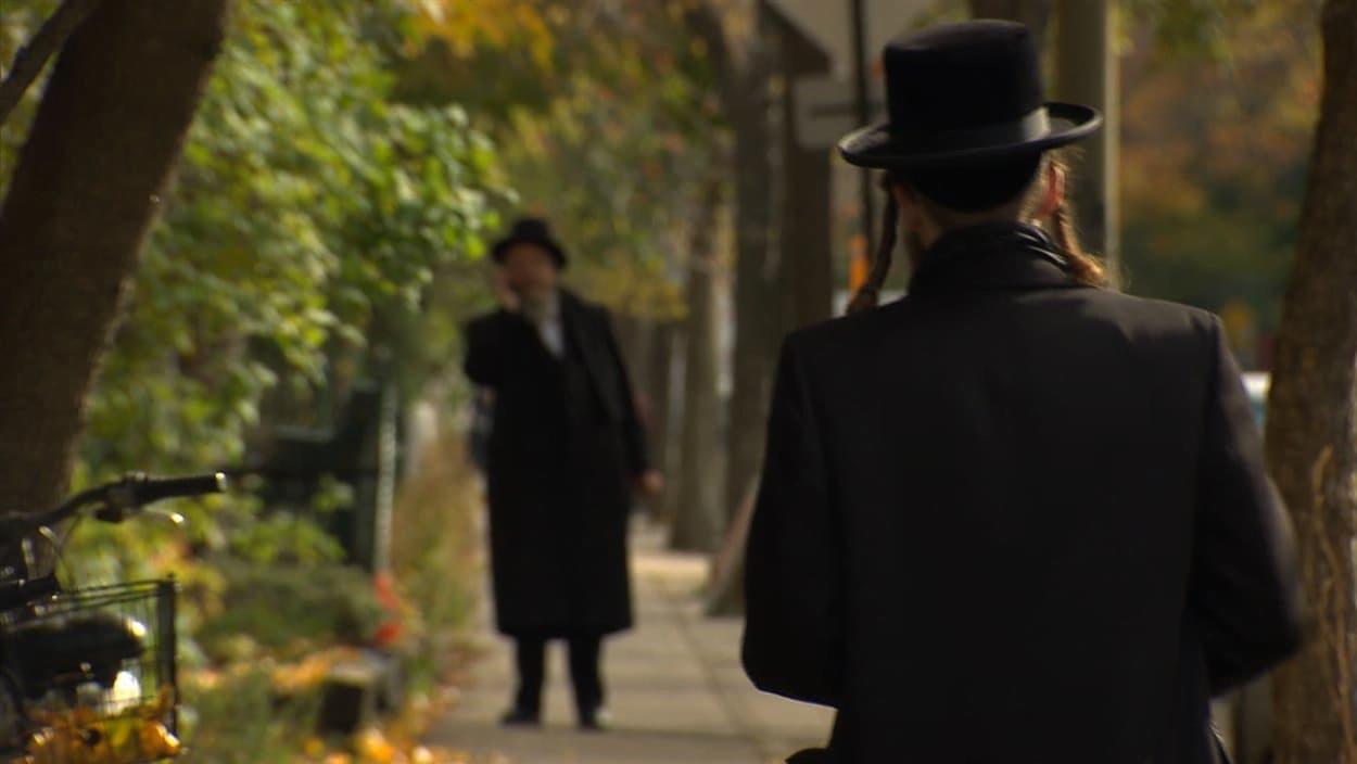 Saint Agathe Canada obtient l'expulsion de juifs hassidiques