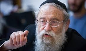 Aryeh Stern demande au maire de la ville de Jérusalem, de retirer des drapeaux de la Gay Pride de deux synagogue de la ville.