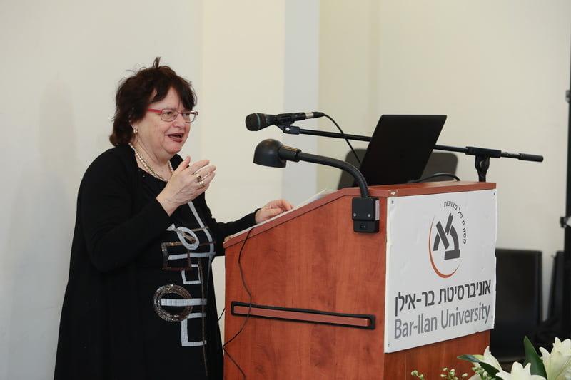 Shulamit Michaeli est l'une des responsables dans l'aboutissement de ce projet.