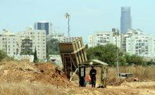Israël: Tsahal déploie le Dôme de fer autour de Tel Aviv