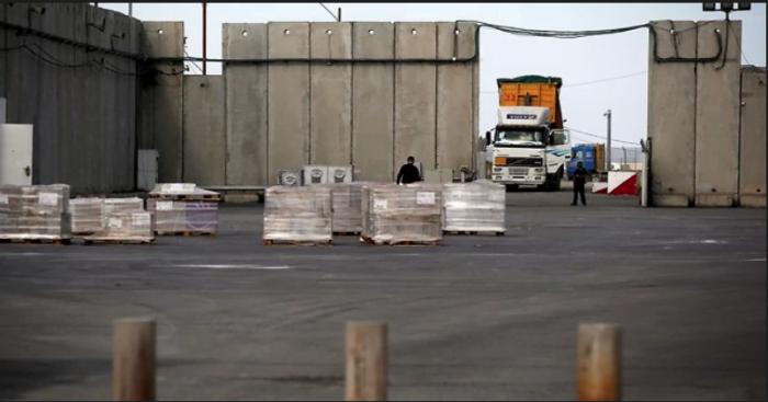 Le Hamas: la fermeture du passage de Kerem Shalom est un crime contre l'humanité