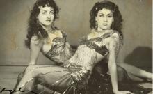 Des danseuses du ventre juives au nez et à la barbe del'Egypte des années 50