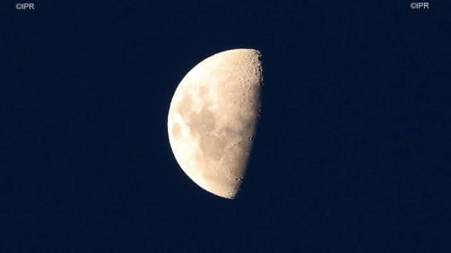 Israël: aux premières loges pour l'éclipse lunaire du 27 Juillet