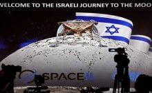 Israel et sa conquête spaciale
