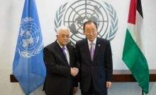 Palestine à l'ONU