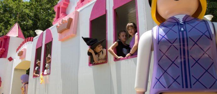Pour la première fois, le royaume de Playmobil élit domicile en Israël