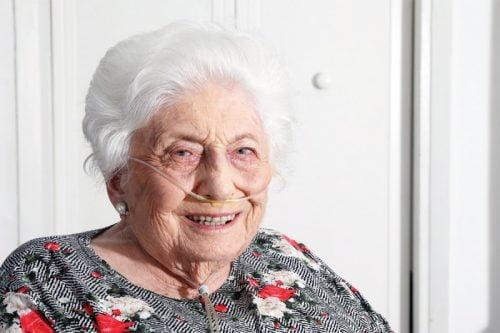 Tamar Eshel, 98 ans, se souvient bien de cette funeste journée