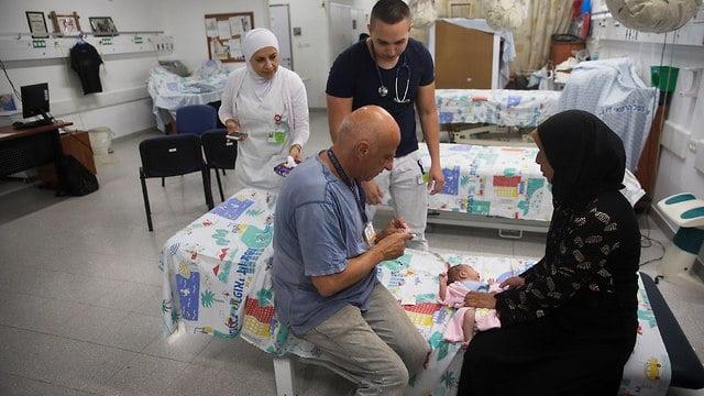 Des dizaines d'enfants syriens en Israël pour des rendez-vous médicaux