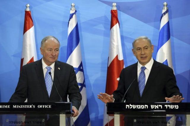 Le parti conservateur canadien reconnaît Jérusalem capitale d'Israël