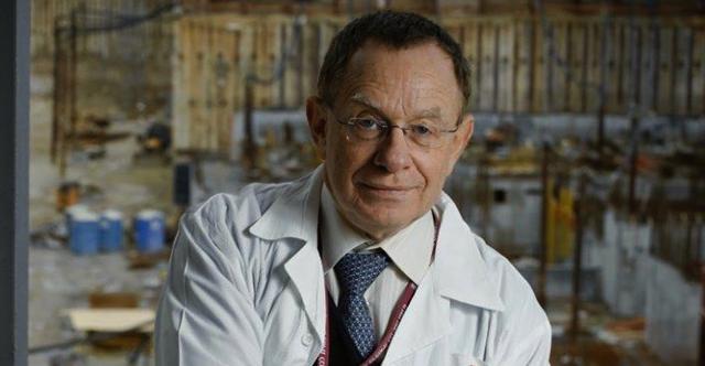 Rafi Beyar, professeur à l'hôpital de Jérusalem, comprend la prise de position des infirmiers.