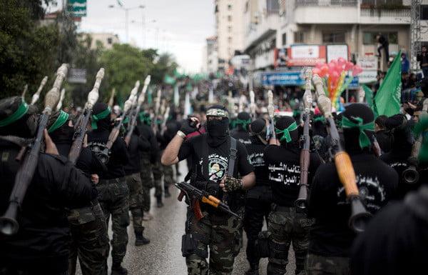 Le Hamas contrôle la Bande de Gaza. Les fonds sont utilisés à des fins terroristes.