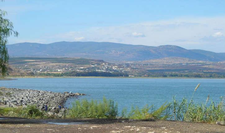 Agir pour sauver les sources d'eau d'Israël
