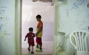 Les familles au sud d'Israël vivent avec la peur.