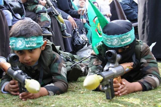 Des apprentis terroristes du Hamas