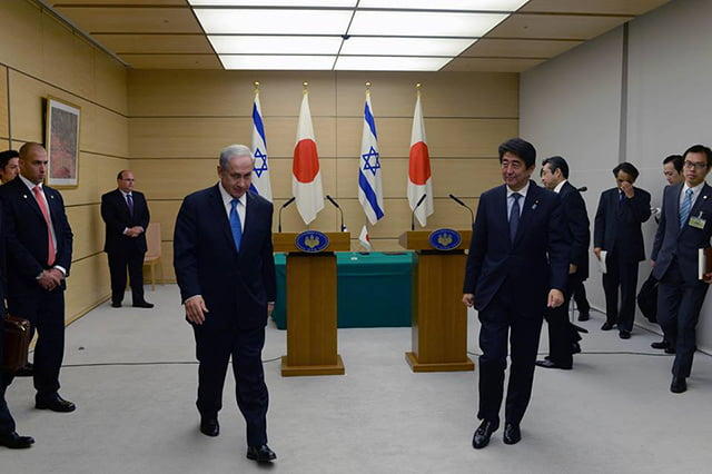 Israël et le Japon, des liens économiques en pleine expansion