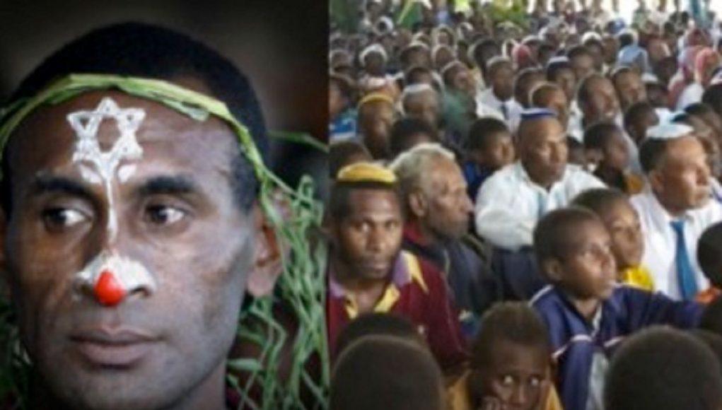 Tribus perdues d'Israël : Juifs du Pacifique