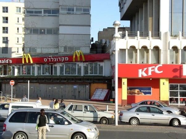 KFC prépare son retour en Israël